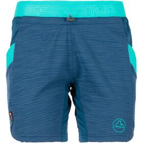 La Sportiva Circuit Shorts Women blue/turquoise